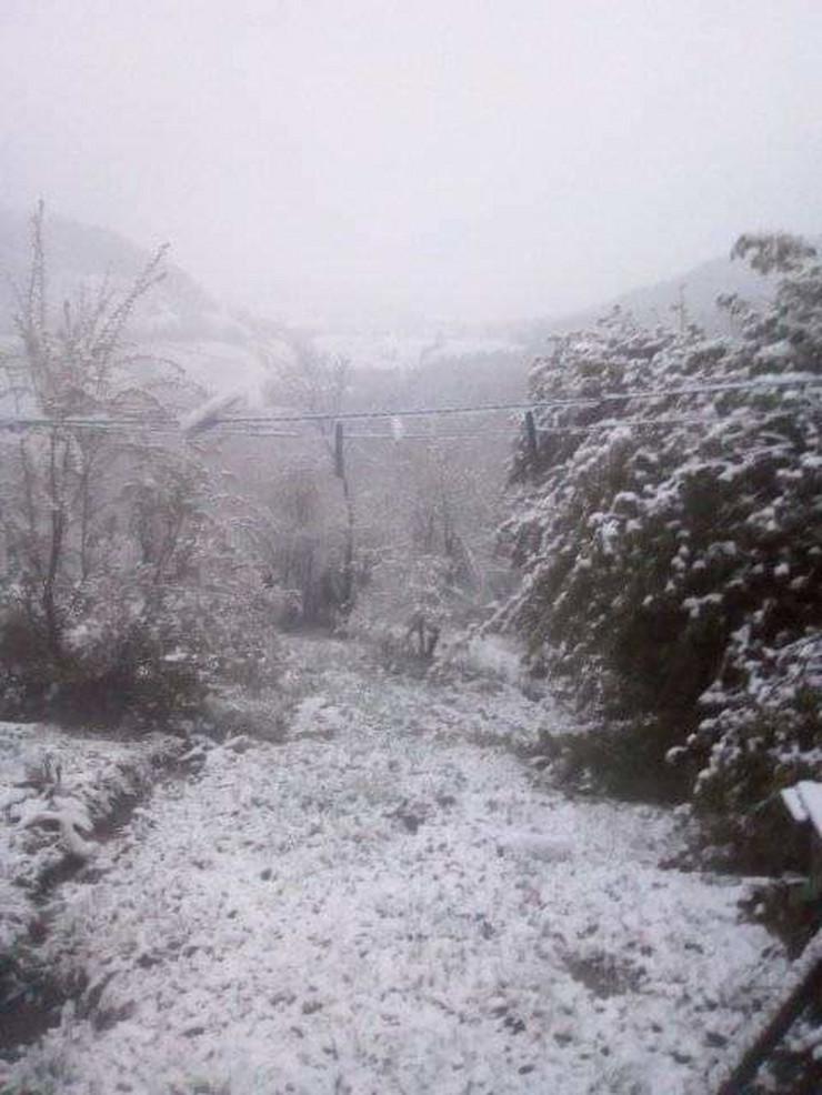 sneg u ivanjici u maju