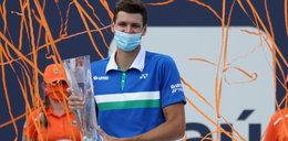 Turniej ATP w Miami. Ile zarobił Hubert Hurkacz?
