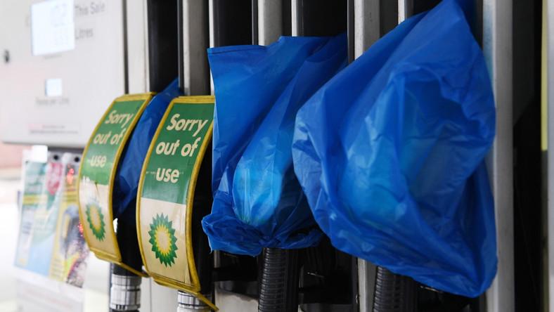 Kryzys paliwowy w Wielkiej Brytanii
