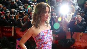 """""""Na skraju jutra"""": Tom Cruise i Emily Blunt na uroczystej premierze w Londynie"""