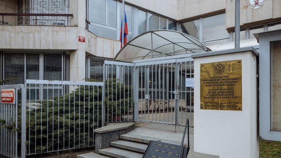 Ambasada Rosji w Pradze