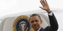 Obama przyleciał do Francji