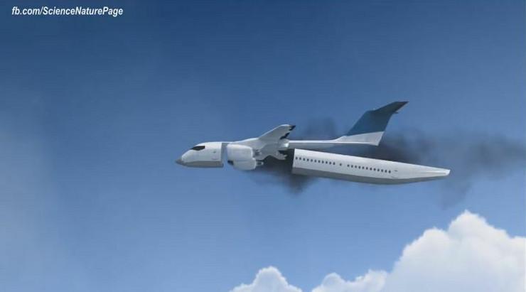 Avion facebook.Hashem Al-Ghaili