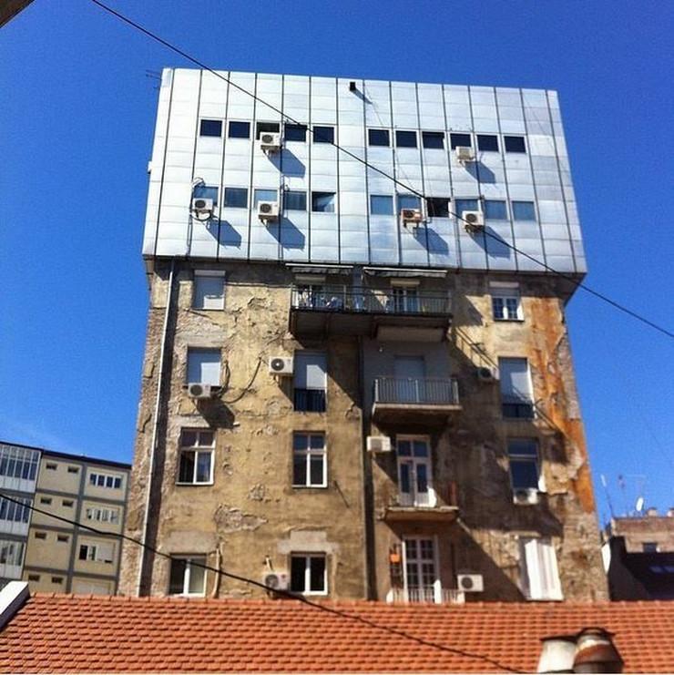 Nadogradnja Čumićevo sokače Beograd