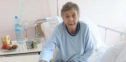 Pacjentka uratowana z pożaru hospicjum: Dziękuję za ocalenie