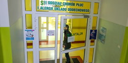 Grypa w Łódzkiem zamyka szpitalne oddziały