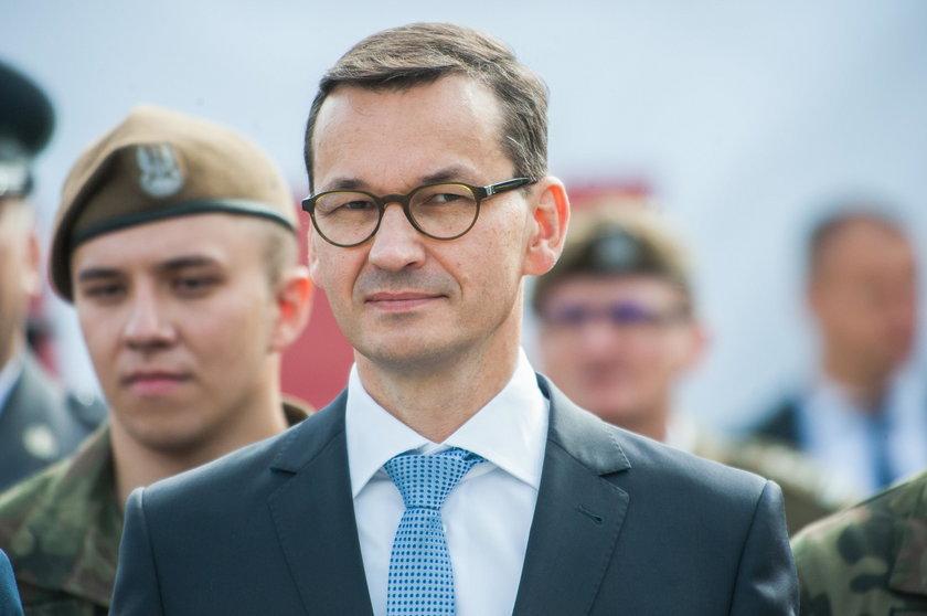 Muzyk zespołu Republika Zbigniew Krzywański krytykuje Mateusza Morawieckiego