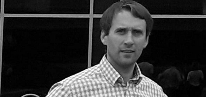 Kolejny tragiczny wypadek z udziałem wykładowcy UAM. Nie żyje 37-letni Mateusz Witkowski