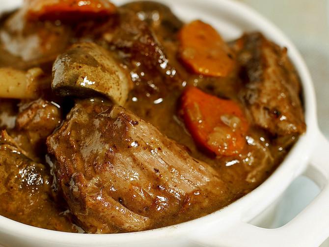 Burgundijska govedina