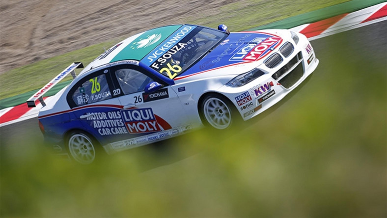 Filipe de Souza wraca do WTCC