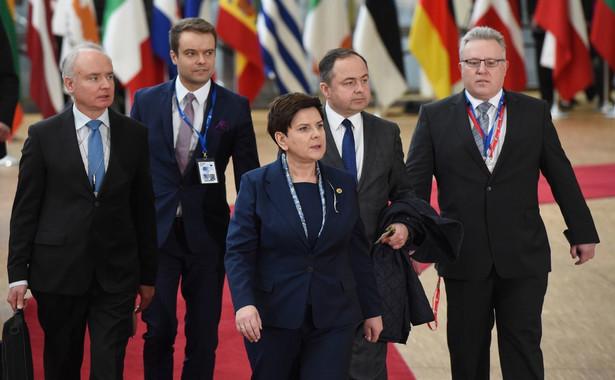 Polska delegacja w Brukseli