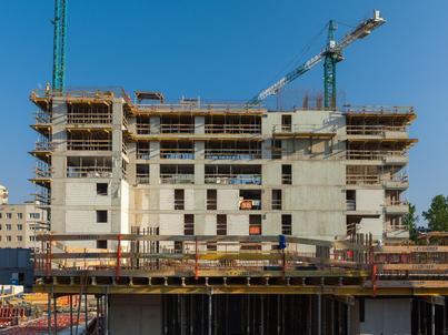 Najwięcej pieniędzy nie otrzymują od kontrahentów firmy budowlane