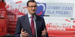 Morawiecki domaga się reparacji od Niemiec. Padły mocne słowa