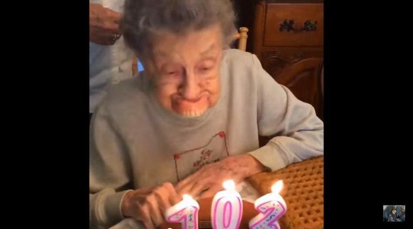 102 urodziny