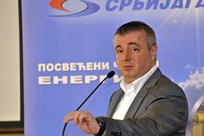 Bajatović: Izgradnja gasovoda kroz Srbiju trebalo bi da počne već u martu