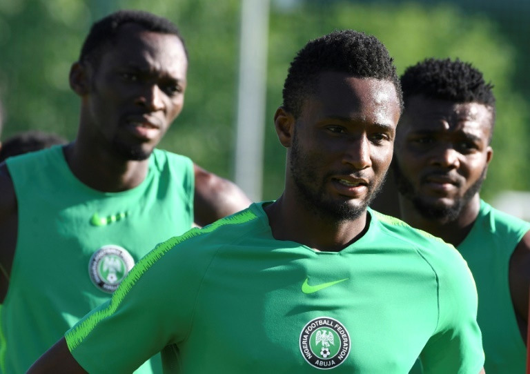 Mikel Obi returns to the Super Eagles after a one-year absence