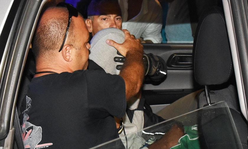 Rimini, aresztowany Marokańczyk