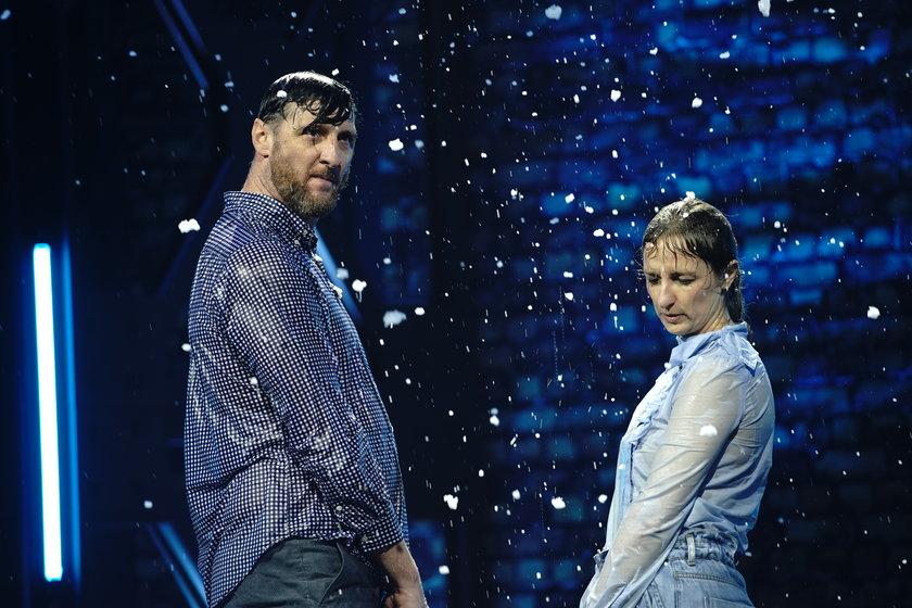 """W finale """"Power Couple"""" Aleksandra i Piotr Gruszkowie przeżywali trudne chwile"""