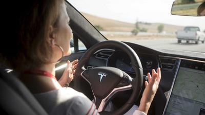 Elon Musk predicts Teslas will be fully autonomous this year — 4 years after the company started selling 'full self driving' software (TSLA)