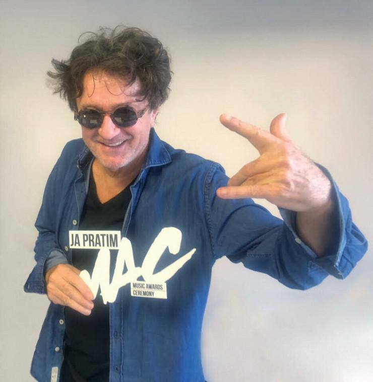 Velike Muzičke Zvezde Vas Pozivaju Na Mac Dodelu Nagrada