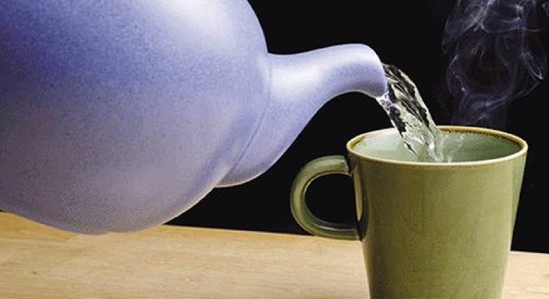 Benefits of drinking warm water in the morning (Courtesy)