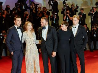 'The Favourite' Red Carpet Arrivals - 75th Venice Film Festival