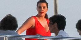 Siostry Kardashian wypoczywają w Grecji
