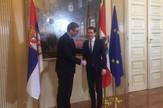 Aleksandar Vučić, Sebastijan Kurc