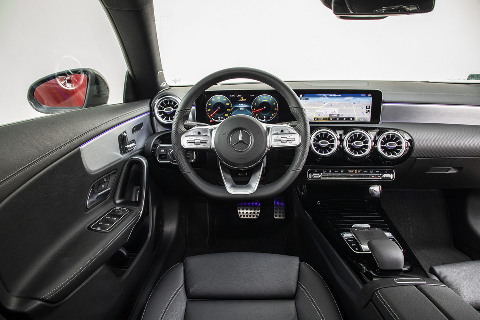Mercedes CLA 220 4Matic