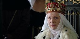 """Dramat w życiu aktorki """"Korona królów"""""""