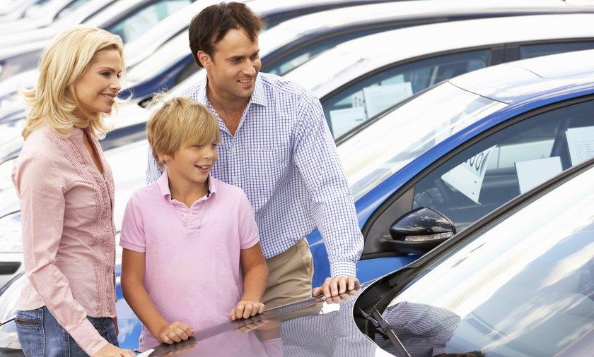 10 modeli aut najczęściej ogłaszanych do sprzedaży