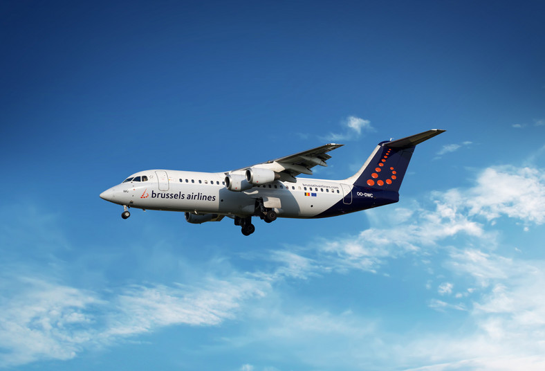 AVRO Jet Brussels Airlines