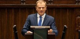 W Sejmie na ostro. Tusk zaatakował Kaczyńskiego