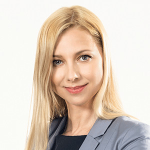Wioletta Kandziak dyrektor wykonawcza ds. kadr PKN ORLEN