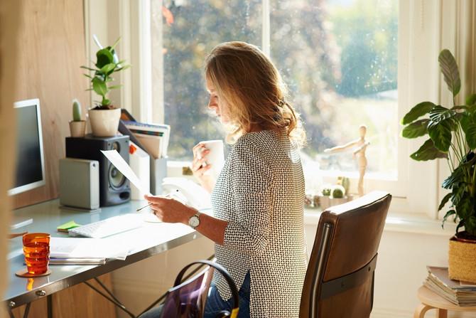Obratite pažnju na zaštite vaše kože dok radite kod kuće