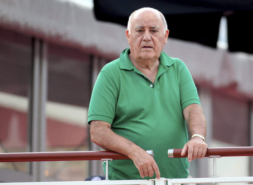 Amancio Ortega (79 l.)