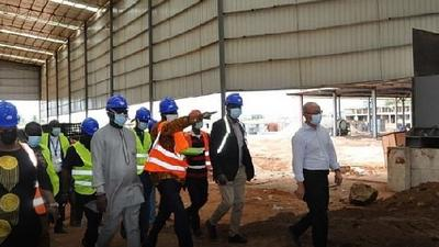 Court halts construction of '1D1F' cement factory in Accra