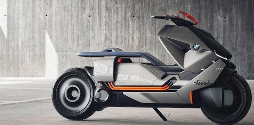 BMW bierze się za elektryczne skutery!