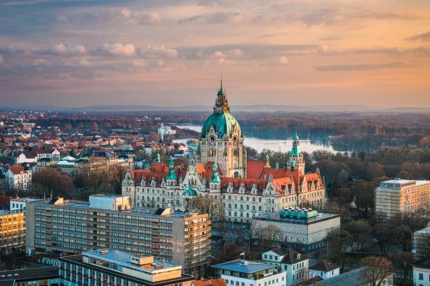 Hanower, Niemcy