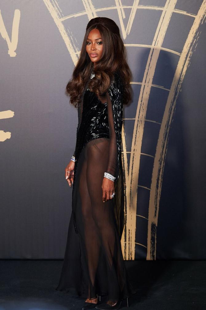 Naomi na gala svečanosti
