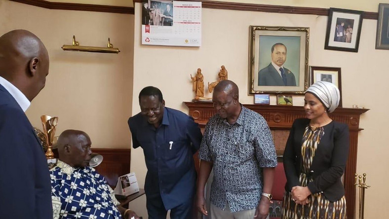Image result for Mzee moi