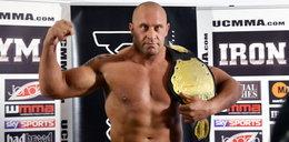 Były mistrz MMA skazany. Brał kokainę między walkami