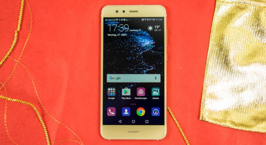 Test: Huawei P10 lite – Android-Smartphone zum guten Preis