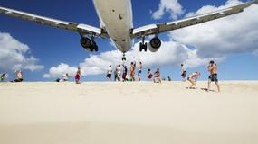 Tragedia na wyspie St. Martin. Turystka zginęła zdmuchnięta przez odrzutowiec