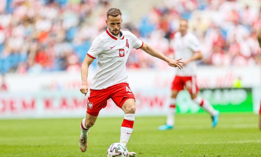 Tomasz Kędziora jest reprezentantem Polski w Mistrzostwach Europy Euro 2020.