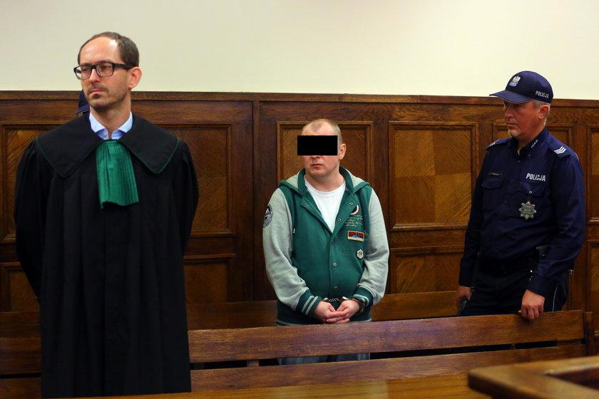 Prokurator: ten zbrodniarz powinien wisieć