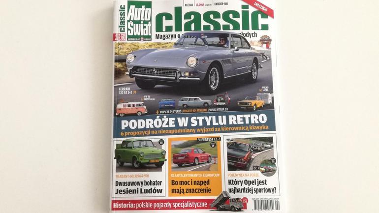 Auto Świat Classic 2/2018