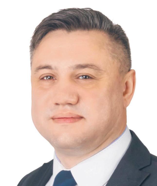 Dariusz Gałązka biegły rewident, partner w Grant Thornton