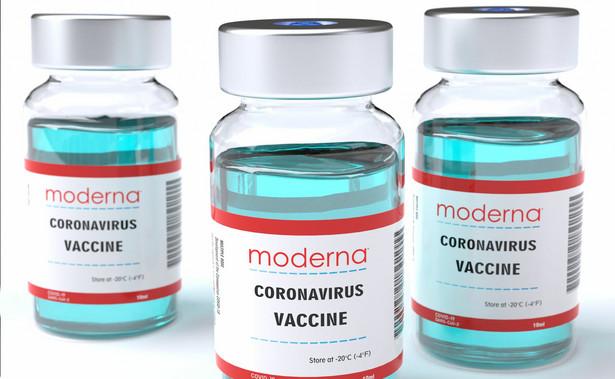 Szczepionka przeciwko koronawirusowi, Covid-19, Moderna