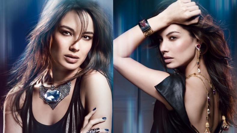 Aktorka została twarzą najnowszej kolekcji biżuterii marki Swarovski - jesień/zima 2012/2013